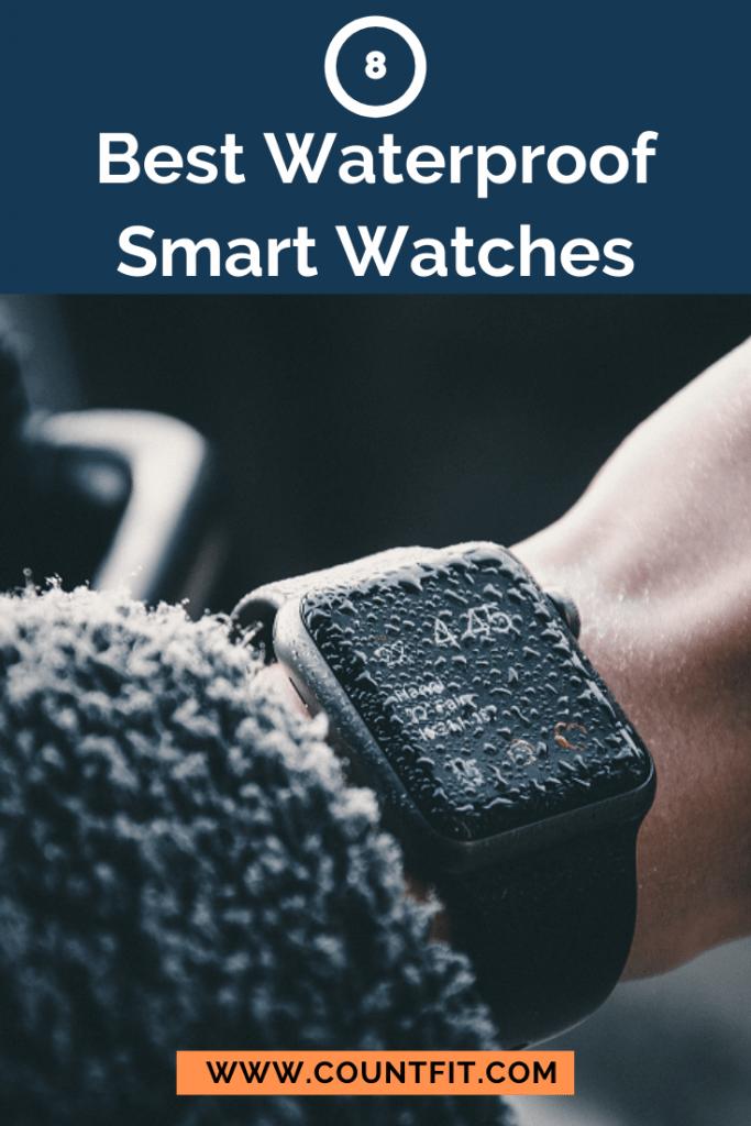 best waterproof smart watch