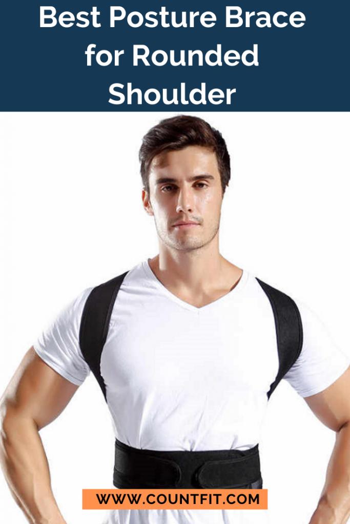 best posture brace for rounded shoulder