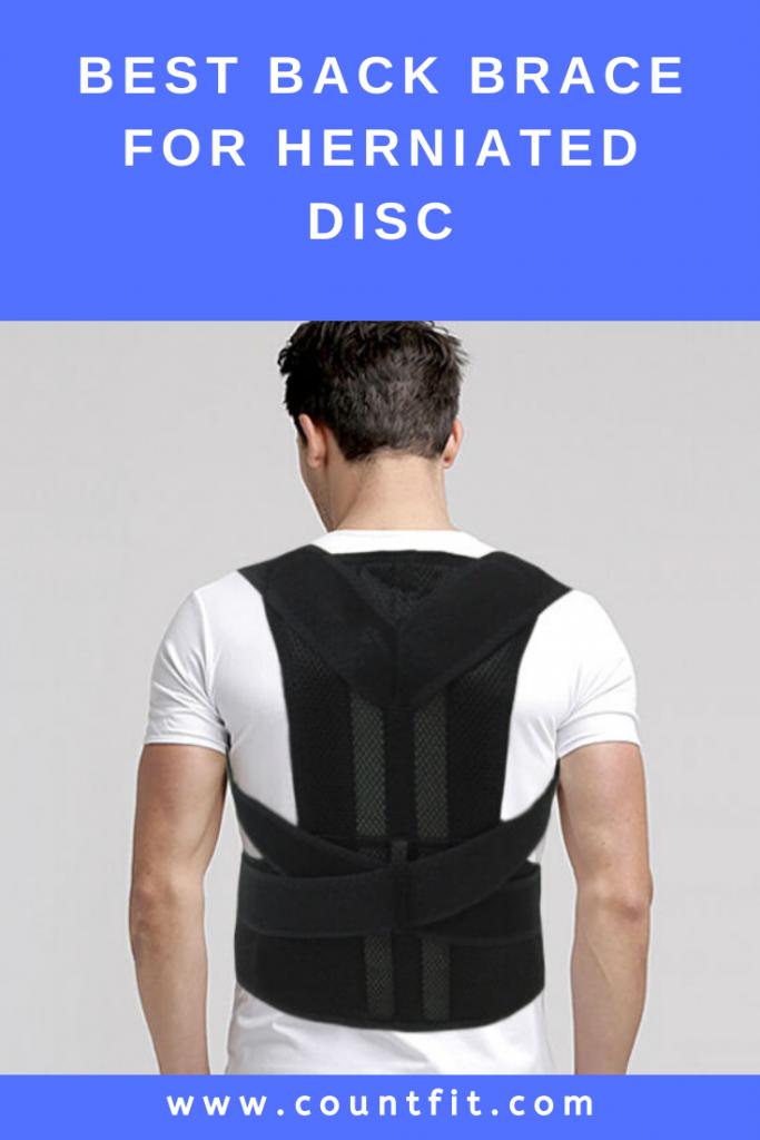 best back brace for herniated disc