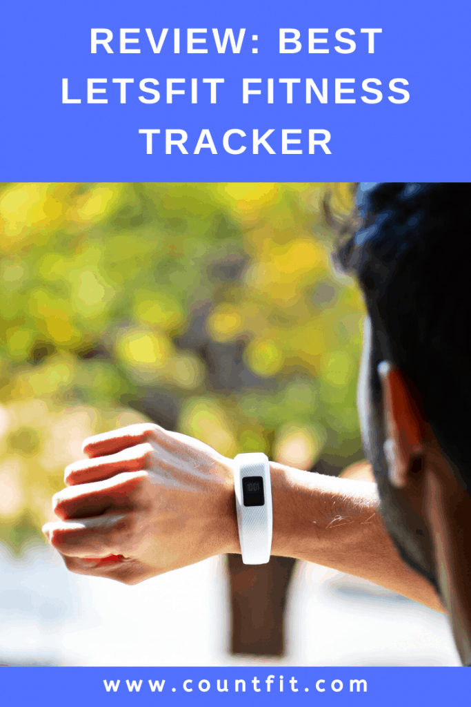best letsfit fitness tracker