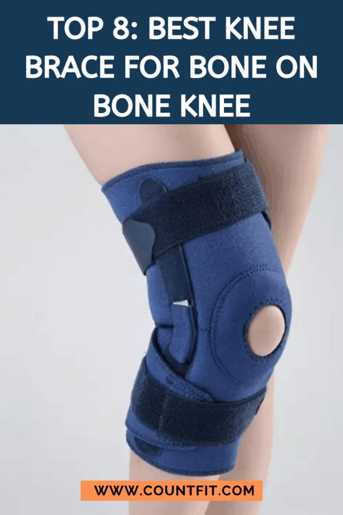 best knee brace for bone on bone