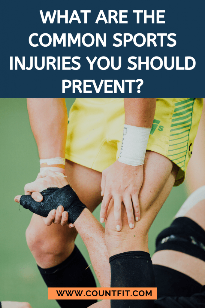 common sports injuries to prevent