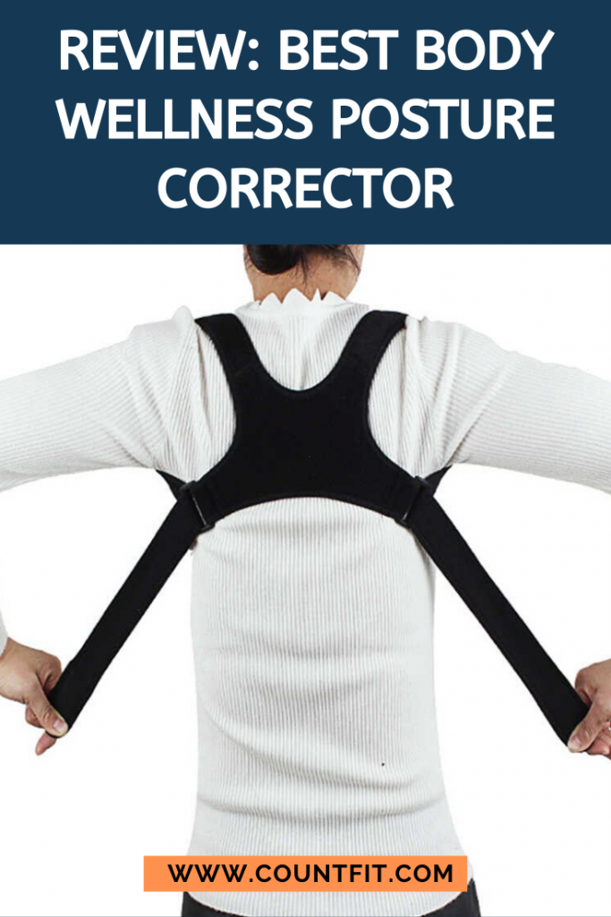 body wellness posture corrector pinterest